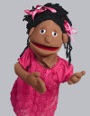The Jamila puppet